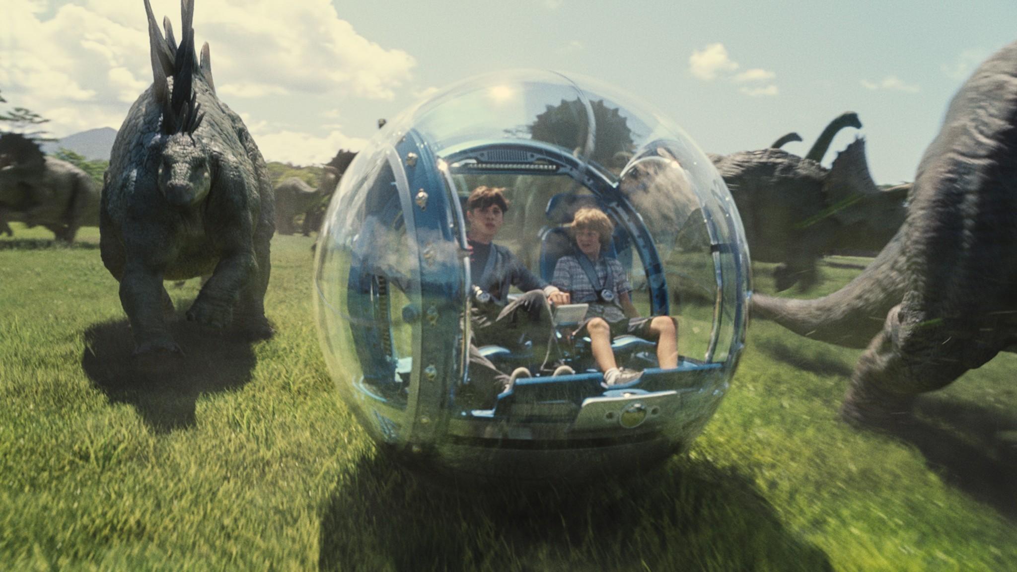 Jurassic World - image