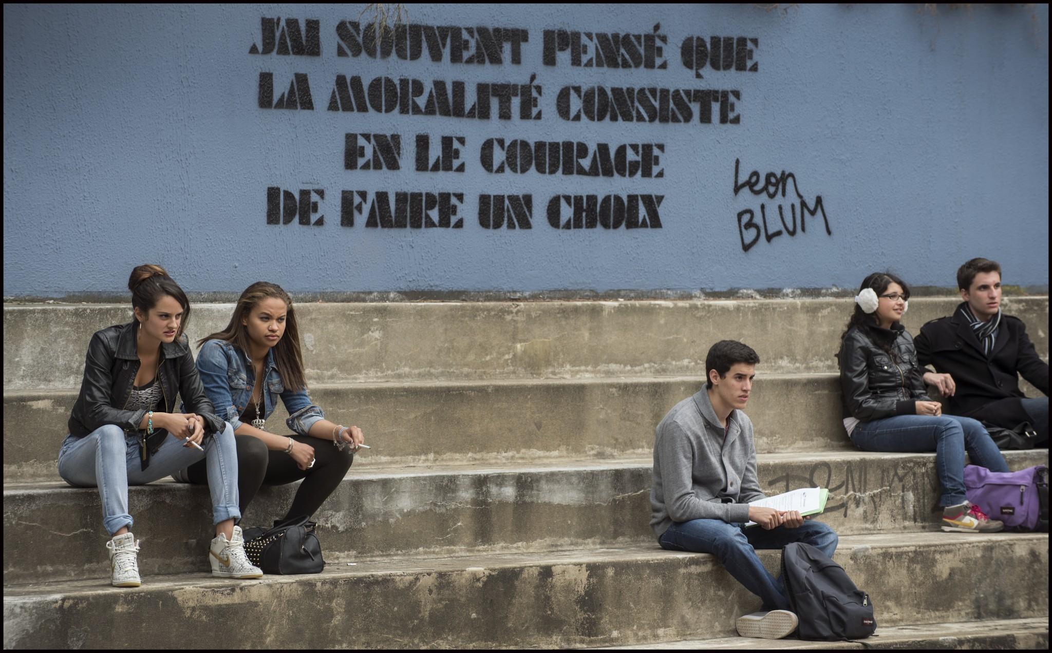 Les Héritiers - image