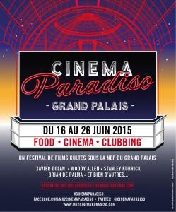 Cinéma Paradiso affiche