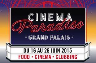 Cinéma Paradiso au Grand Palais, la vie américaine 1 image