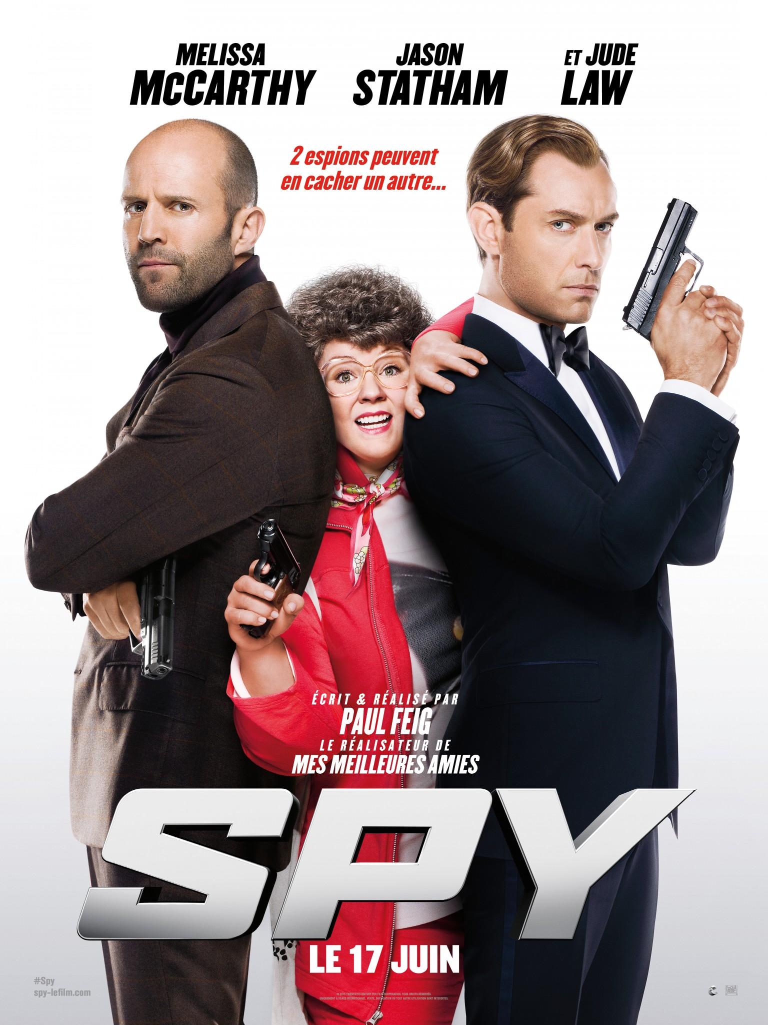 <i>Spy</i> (2015), un trio d'espions très spécial ! 9 image
