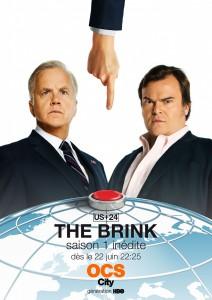 THE BRINK Saison 1  - affiche