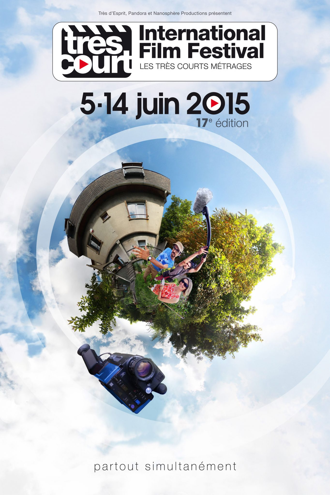 Très Court International Film Festival 2015 1 image