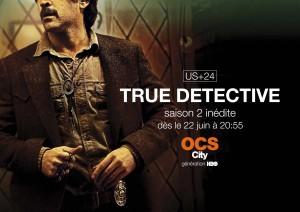 True Detective S2- affiche