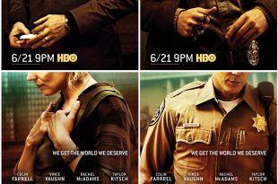 True Detective saison 2 - poster