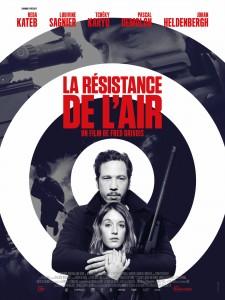 La Résistance de l'air - poster