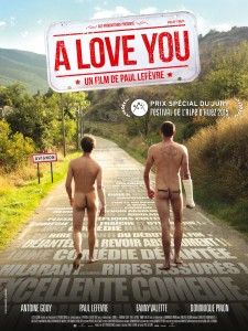 A Love You - poster