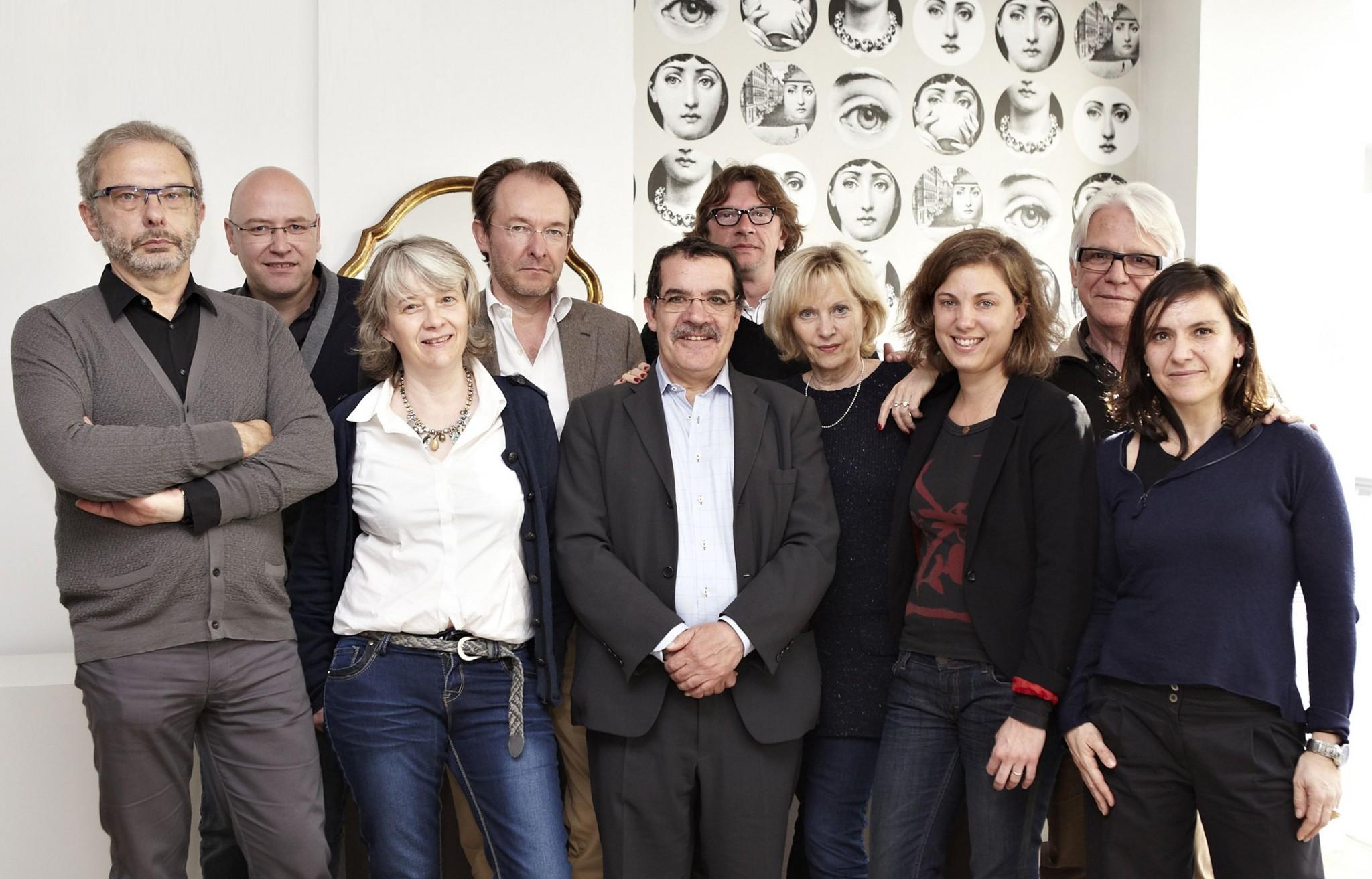 Série Séries 2015 - Comité éditorial