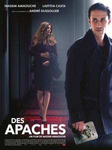 Des Apaches - affiche