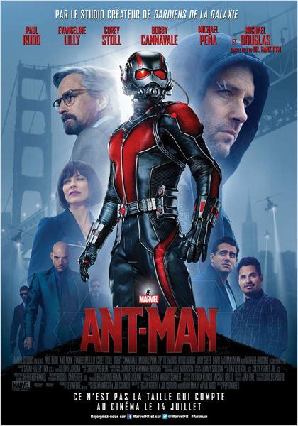 """[Critique] """"Ant-Man"""" (2015) : Un bug dans la recette Marvel 1 image"""