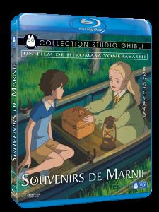 3D BD SOUVENIRS DE MARNIE