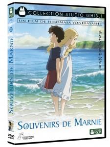 3D DVD SOUVENIRS DE MARNIE