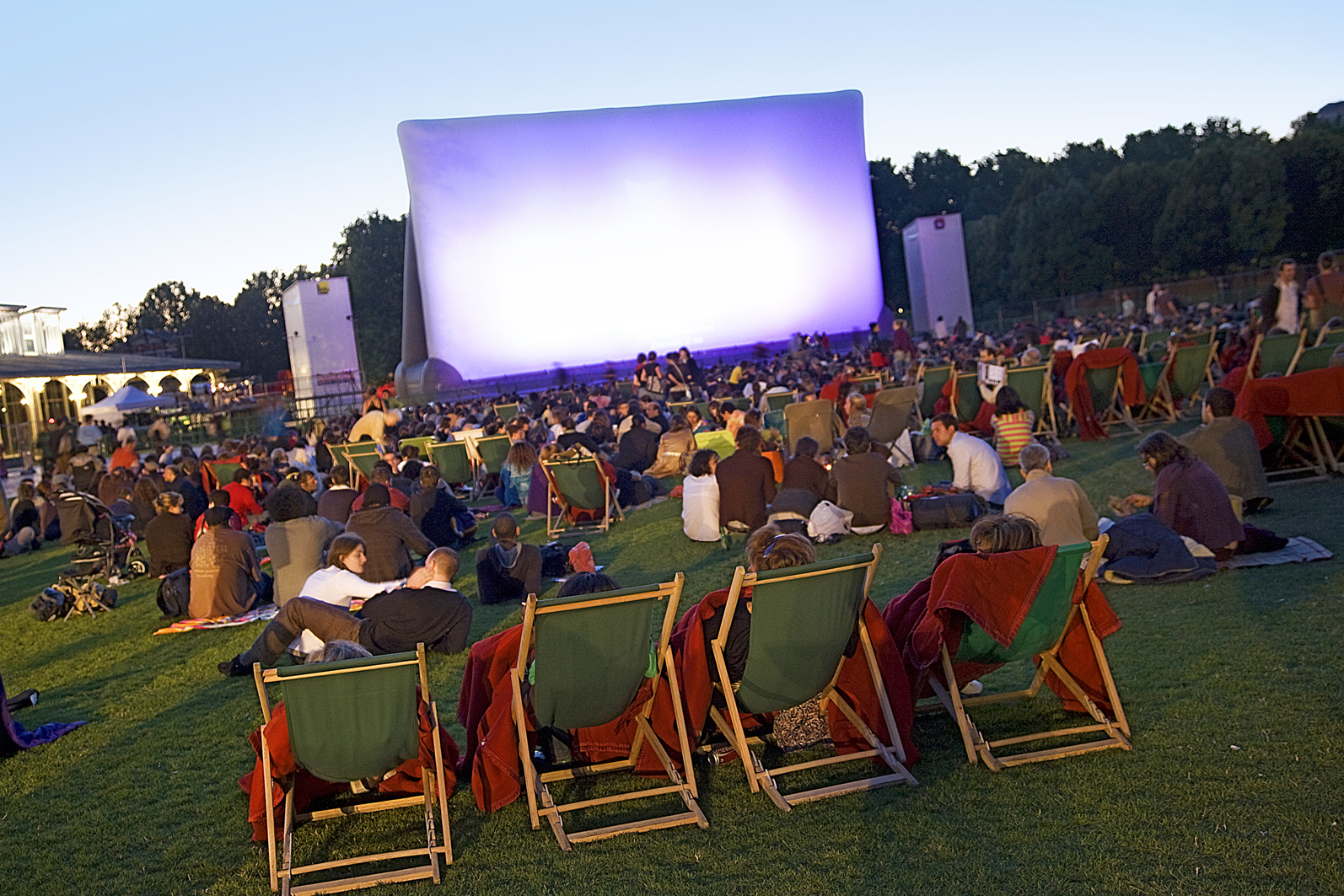 Cinéma en Plein Air de la Villette - image
