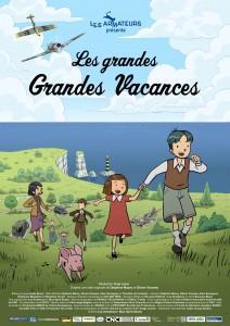 Les Grandes Grandes Vacances - poster