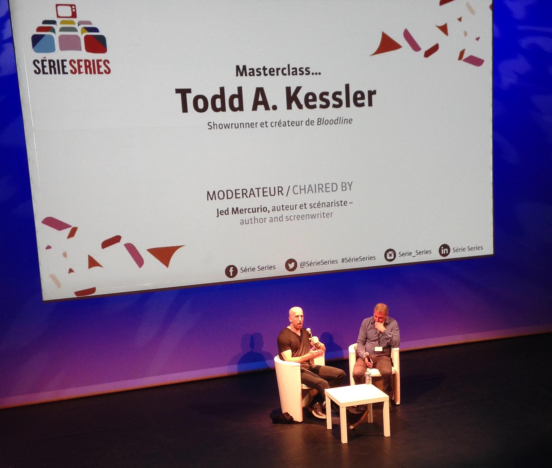 Série Series - Todd A Kessler