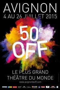 festival OFF d'Avignon - affiche
