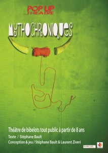 Mythochroniques - affiche