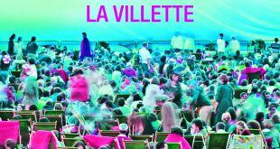 Cinéma en Plein Air de la Villette - affiche