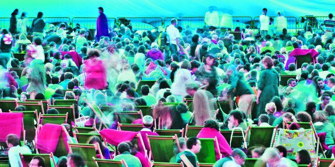 25ème édition du Cinéma en Plein Air de la Villette 1 image