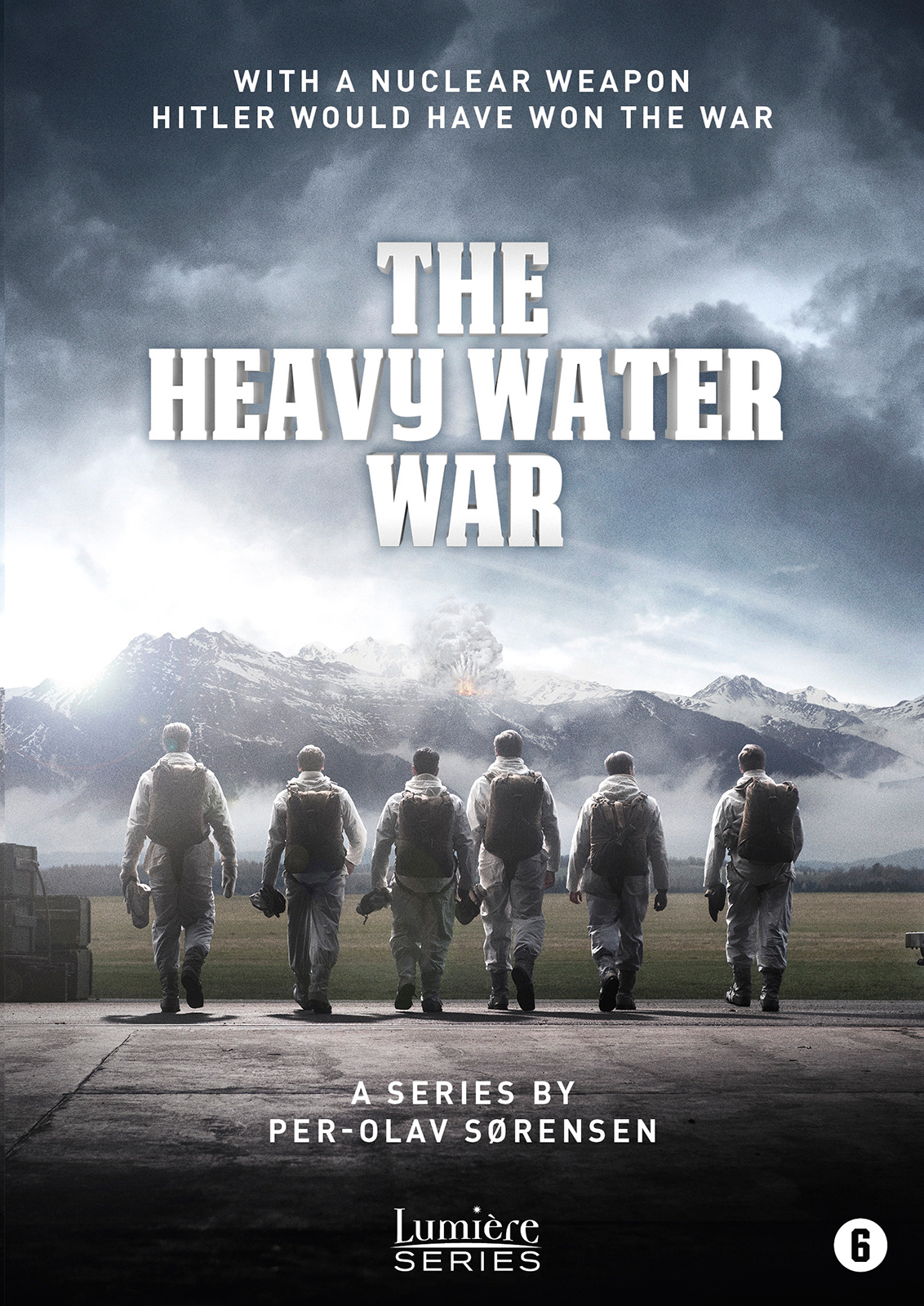 The Heavy Water War - poster