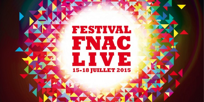 Festival Fnac Live - 15 juillet au 18 juillet - Hôtel de Ville Paris 1 image
