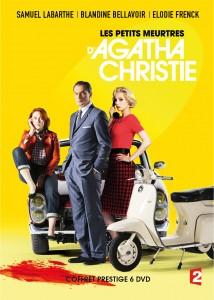 Les Petits Meurtres d'Agatha Christie - dvd