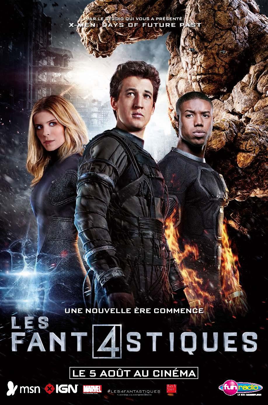 <i>Les Fant4stiques</i> (2015), un film pas fant... non, on ne fera pas le jeu de mots ! 2 image