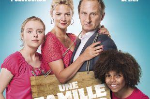 Une famille à louer affiche film cinéma