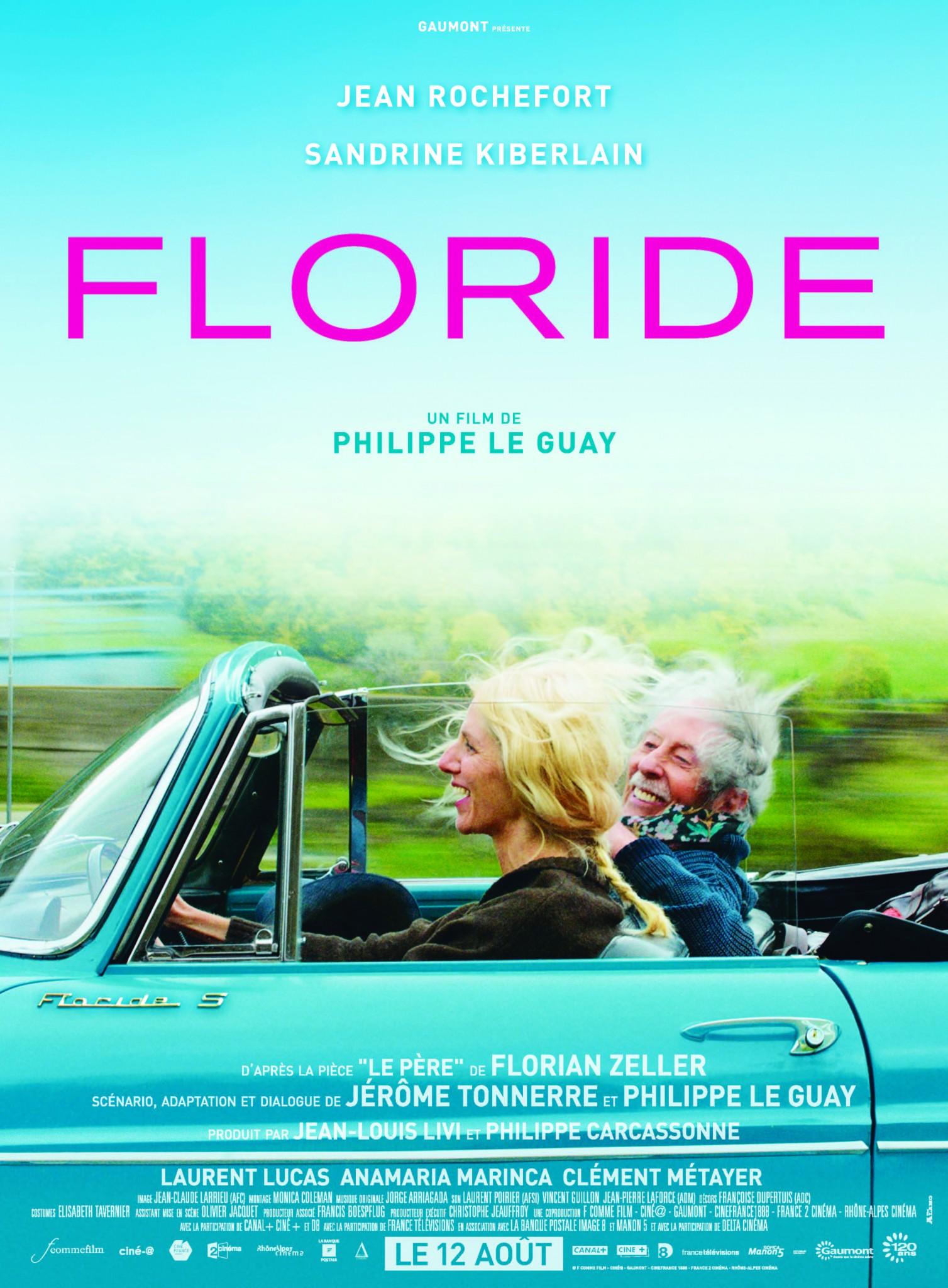 """♥ [Critique] """"Floride"""" (2015) : ode à la vie 2 image"""