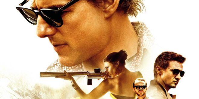 """[Critique] """"Mission Impossible: Rogue Nation"""" (2015) de Christopher McQuarrie 1 image"""