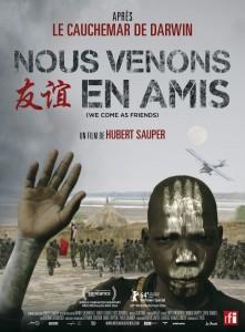 NOUS VENONS EN AMIS- affiche