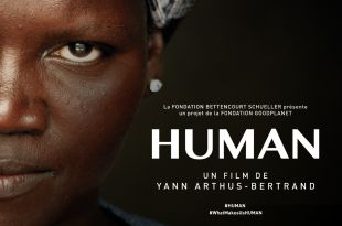 Human - affiche