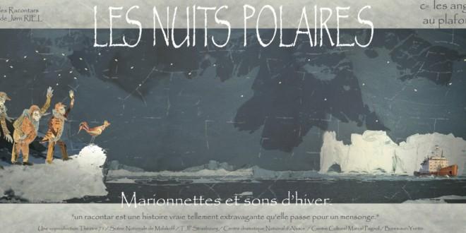 les nuits polaires - affiche