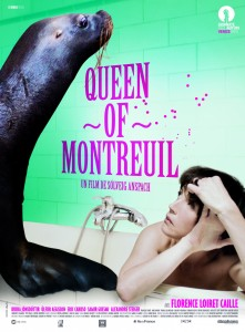 Queen of Montreuil - affiche
