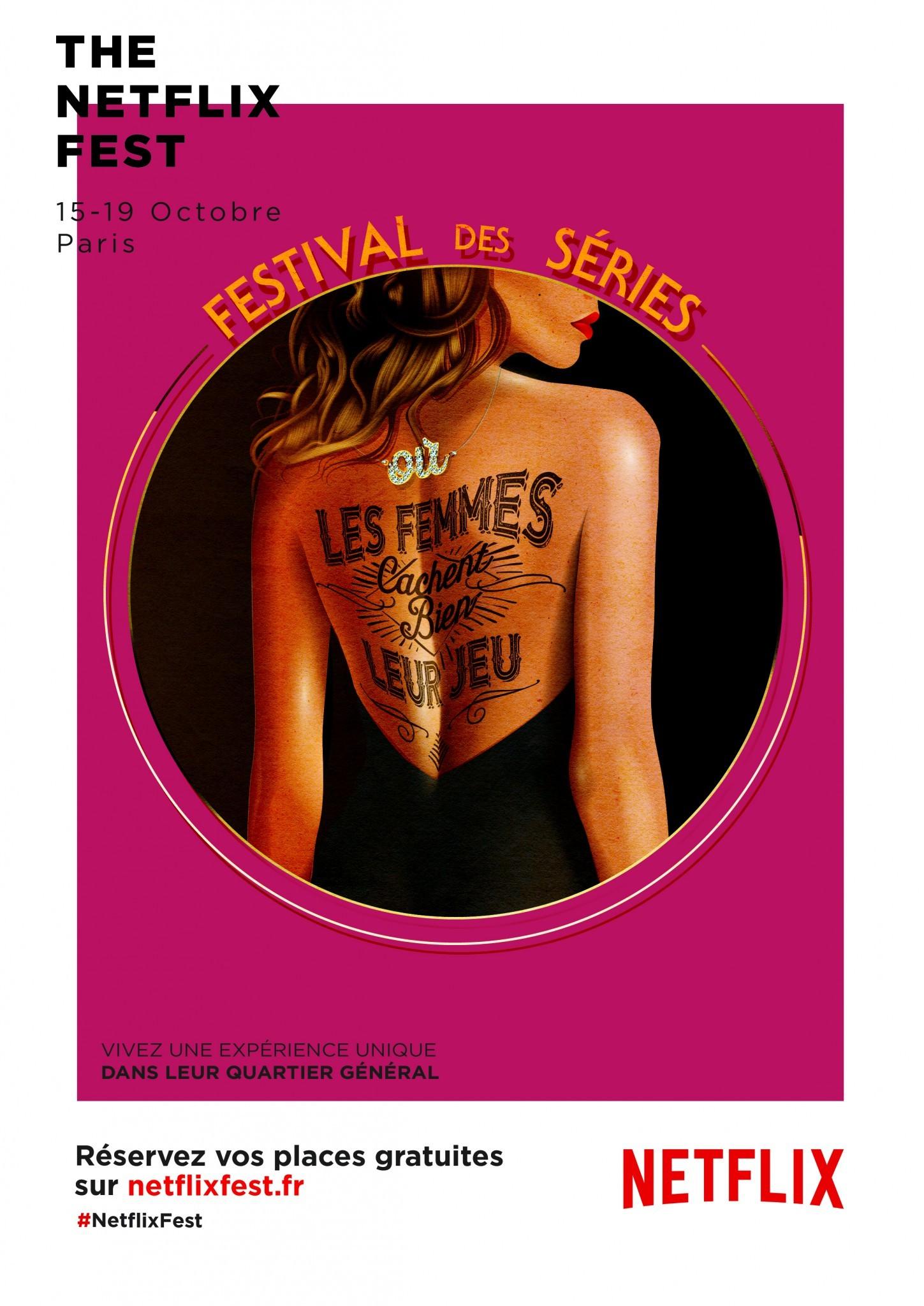 Netflix Fest Femmes