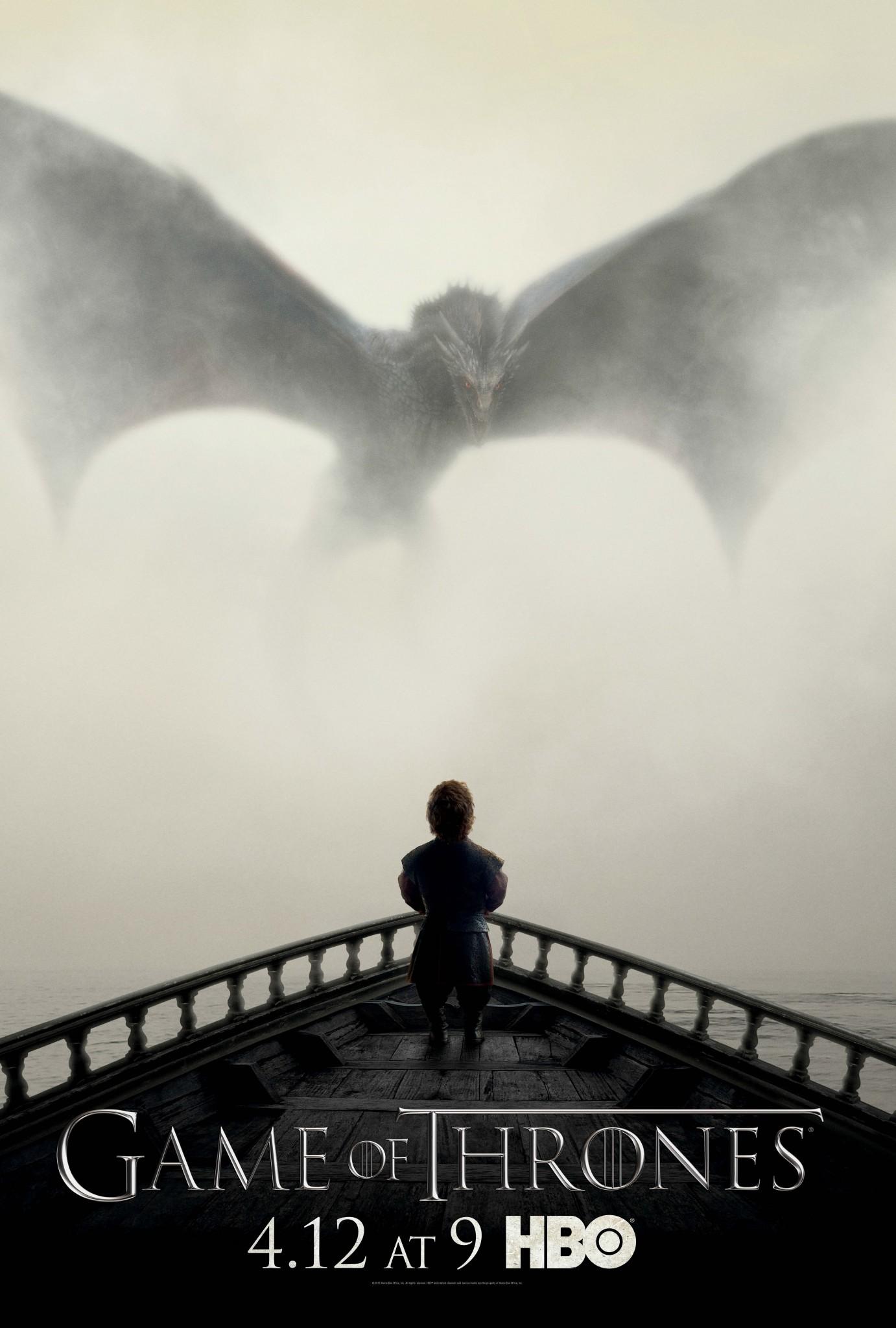 Game of Thrones saison 5 - poster