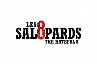 Les huit salopards - affiche teaser