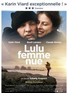 Lulu femme nue - affiche