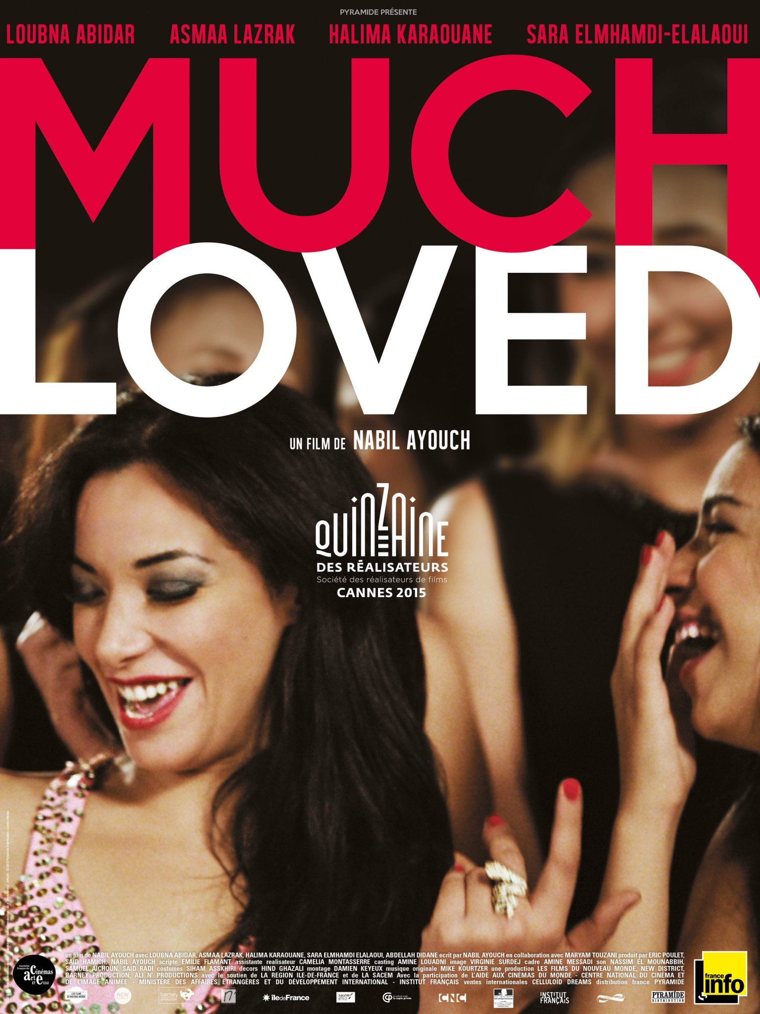 Much Loved - affiche