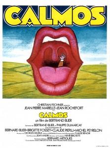 Calmos - affiche