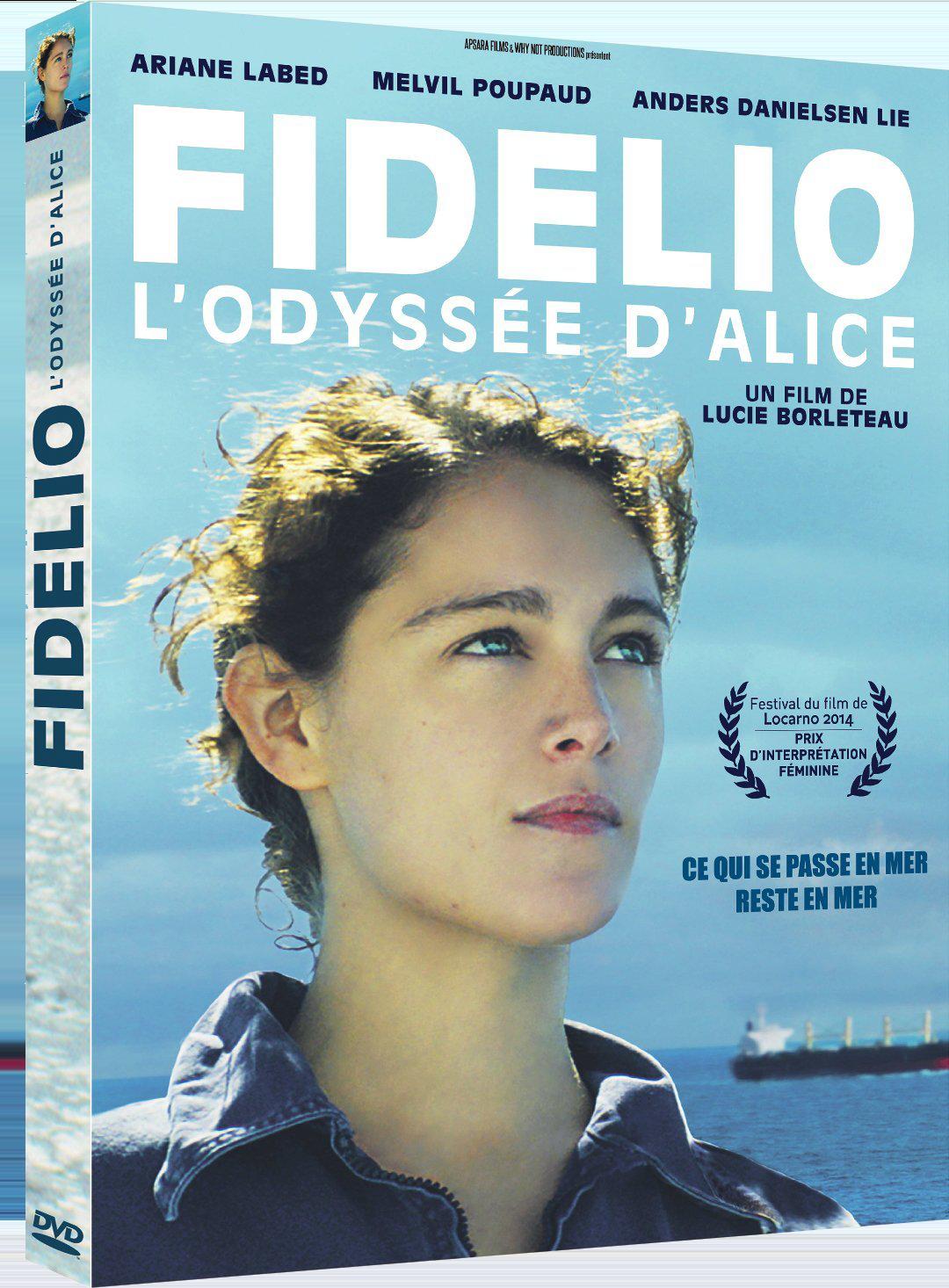 Fidelio, l'odyssée d'Alice - DVD