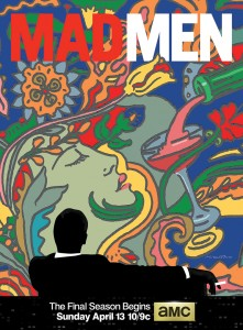 Mad Men saison 7 - poster