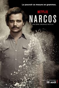 Narcos - affiche