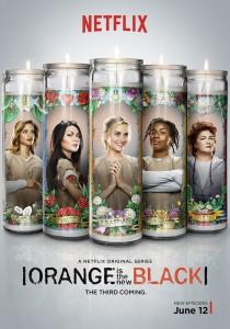 Orange Is The New Black saison 3 - poster