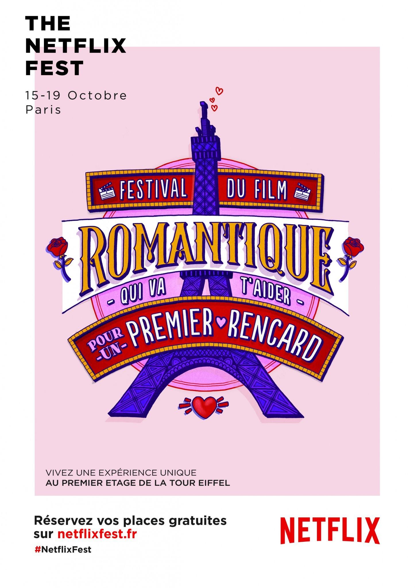 Netflix Fest romantique