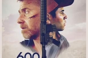 600 Miles - Affiche