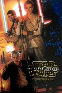 Star Wars Le reveil de la force affiche