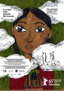 Ana V. Bojórquez - La Casa Más Grande del Mundo - affiche