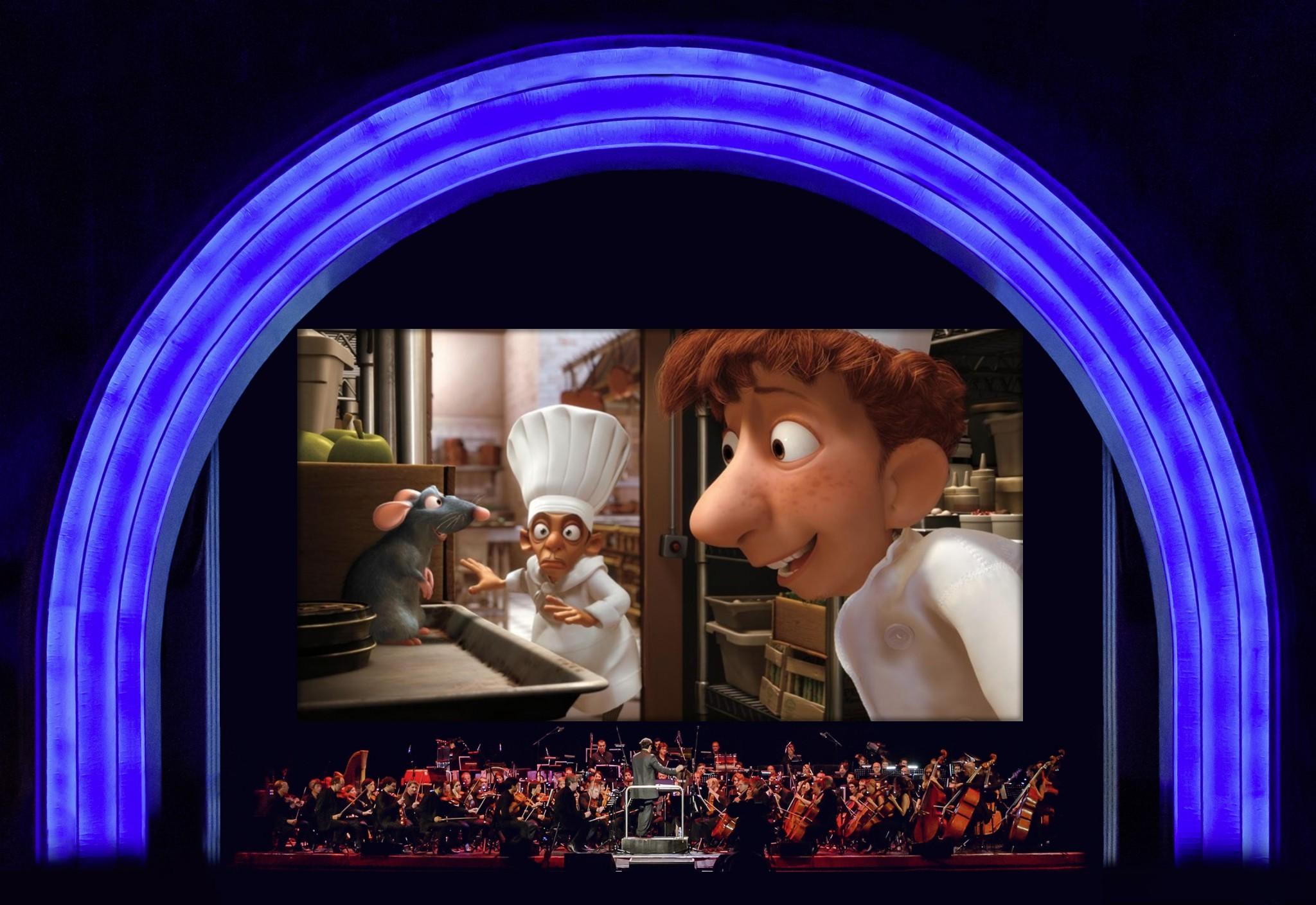 Ratatouille Ciné-concert