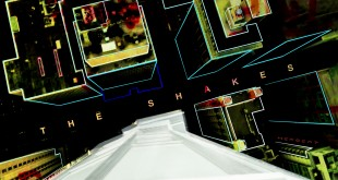 Matthew Herbert - The Shakes - couverture album
